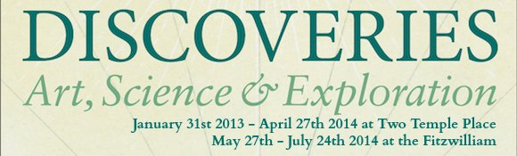 Discoveries, Art, Science and Exploration