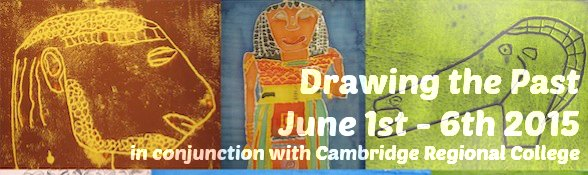 Drawing the Past, by Cambridge Regional College