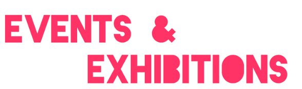 events and exhibitions mailing list archive