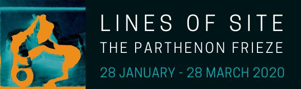 Lines of Site, The Parthenon Frieze by Debbie Loftus