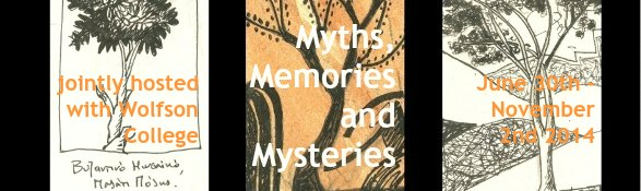 Myths, Memories and Mysteries