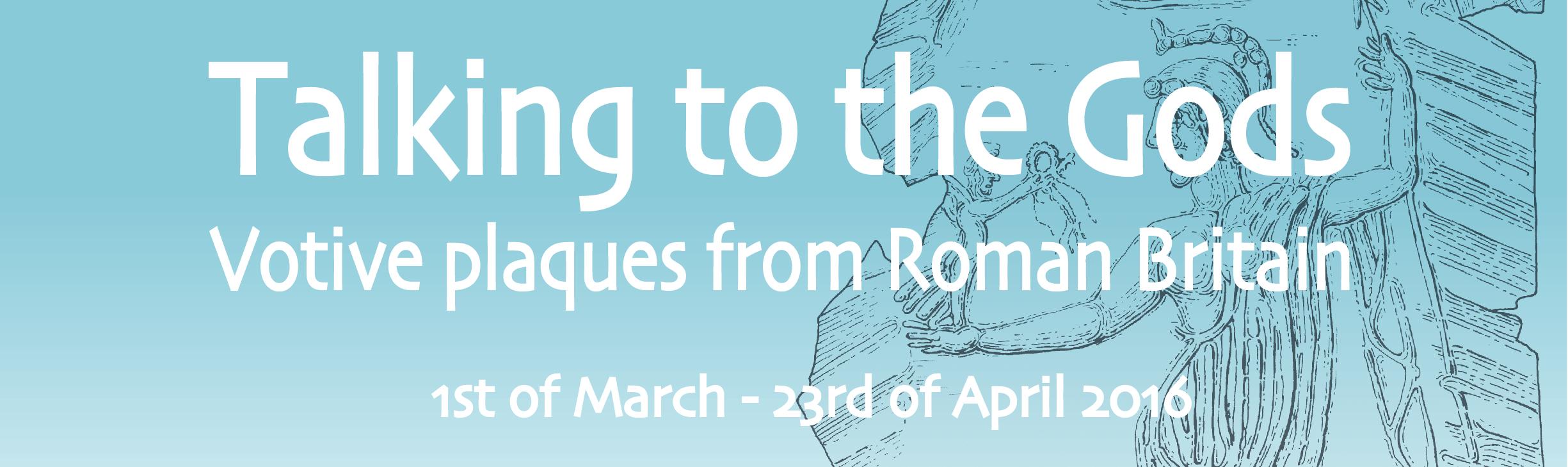 Votive plaques from Roman Britain