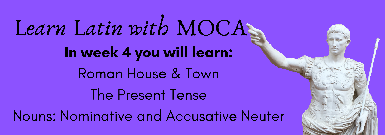 Learn Latin with Moca
