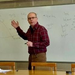 Torsten Meissner teaching