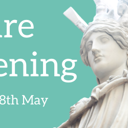 We are reopening on Tuesday 18 May