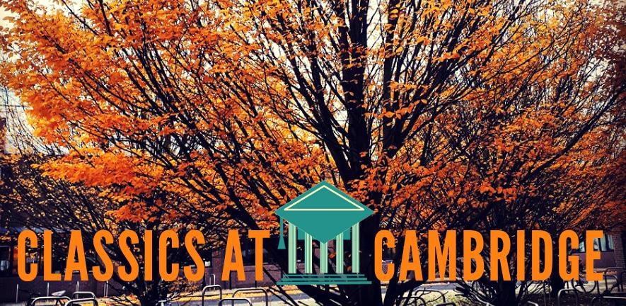 classics at Camb autumn 2018