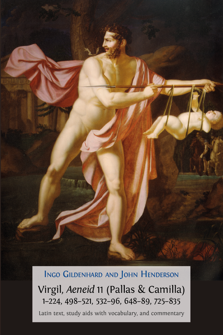 Ingo Gildenhard and John Henderson's new publication